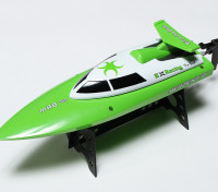 Serpent 2 Mini V-Hull гонки лодок 360мм - зеленый (РТР)