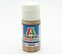 Italeri Акриловая краска - Flat Бруно Mimetico