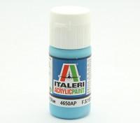 Italeri Акриловая краска - Gloss светло-голубой