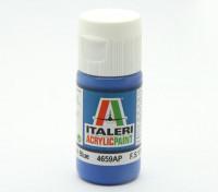 Italeri Акриловая краска - Gloss Французский синий