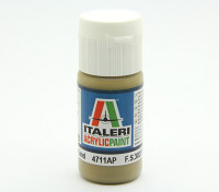 Italeri Акриловая краска - Плоский Доспех Песок