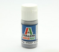 Italeri Акриловая краска - Плоский свет Дух Серый