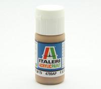 Italeri Акриловая краска - Sandgelb RLM 79