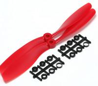 Turnigy Slowfly Пропеллер 8x4.5 Красный (КОО) (2 шт)