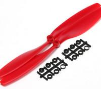 Turnigy Slowfly пропеллер 10x4.5 Красный (КОО) (2 шт)