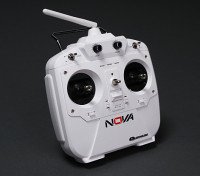 Quanum Nova FPV GPS Точку Quadcopter - передатчик (режим 2)
