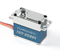 Turnigy ™ TGY-359BL Ultra High Torque автомобиля BB / DS / MG Servo 25кг / 0.13sec 70g