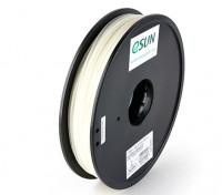 Esun 3D принтер Волокно Natural 1.75mm ABS 0.5KG золотника