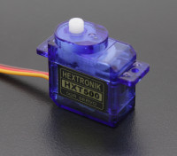 HXT500 Micro Servo 0,6кг / 0.08sec / 6.2g