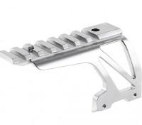 МЫ коллиматорным / кронштейн для оптического прицела и взведения рукоятка для XDM пистолета (серебро)