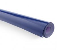 Покрывающей пленки Solid Blue-Black (5mtr) 107