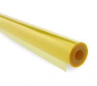 Покрытие пленки прозрачная желтая (5mtr) 203