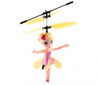 Коаксиальная Летающая фея ж / датчиком высоты (желтый)