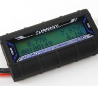 Turnigy 180A Ватт метр и анализатор мощности