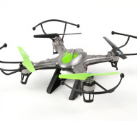 JJRC H9D 4CH 2.4GHz 6 Ось Quadcopter ж / 2MP FPV камеры и ЖК-экран RTF