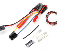 2 в 1 2S Lipo ESC ж / LED Light Set - OH35P01 1/35 Rock Crawler Kit