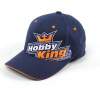 HobbyKing (Большой логотип) Flexfit Cap XS-S