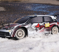 Башер RZ-4 1/10 Rally Racer V2 (Предварительно собранный комплект)
