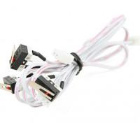 Turnigy Mini Fabrikator 3D v1.0 принтер Запасные части - Концевой выключатель (комплект из 3)