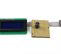 Print-Rite DIY 3D принтер-ЖК-панель без корпуса