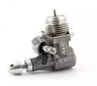 AP Оса 0.61A двухтактный двигатель зарева