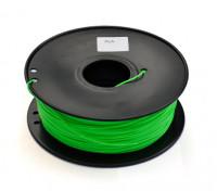 HobbyKing 3D Волокно Принтер 1.75mm PLA 1KG золотника (светло-зеленый)