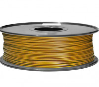 HobbyKing 3D Волокно Принтер 1.75mm PLA 1KG золотника (Metallic Gold)