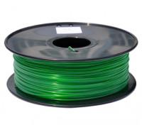 HobbyKing 3D Волокно Принтер 1.75mm PLA 1KG золотника (зеленая трава)