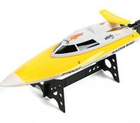 FT007 Vitality V-Hull гонки лодок 360мм - Желтый (РТР)