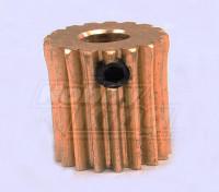 Замена шестерней 4 мм - 17T