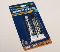 Hobbyking 4min эпоксидный клей сталь