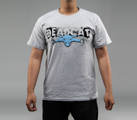 HobbyKing одежда DeadCat рубашка хлопка (Большой)