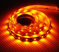 Высокая плотность R / C светодиодные гибкие полосы-желтый (1mtr)