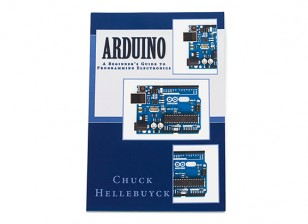 Arduino- A Beginner's Guide to Programming Electronics- Front Cover