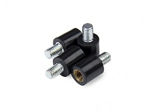 Rubber Anti-Vibration Standoffs M3