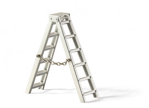 1/10 Scale Step Ladder Height 100mm