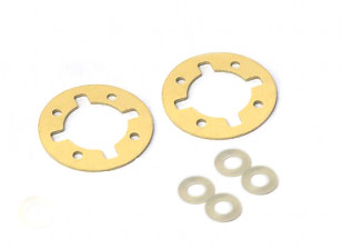Механизм дифференциала O-Ring Set - 3Racing SAKURA FF 2014