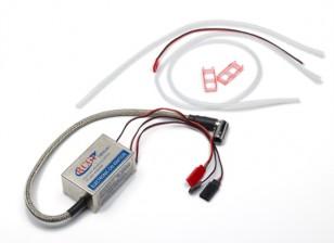 Блок RCGF 10cc газовый двигатель Замена электронного зажигания (M1006)