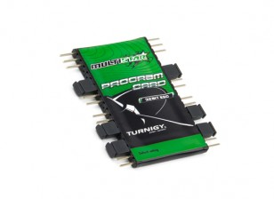 Turnigy MULTISTAR 32Bit Card ESC Программа