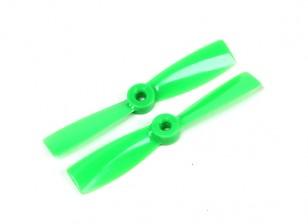GemFan 4045 Bullnose Поликарбонат пропеллеры (CW / CCW) Зеленый (1 пара)