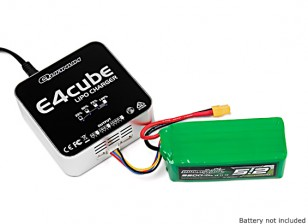ECUBE E4 с США Plug