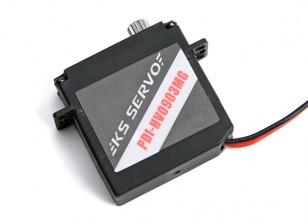 KS-Servo PDI-HV0903MG Тонкий крыла HV / BB / DS / MG Servo 2.6kg / 0.07sec / 9g