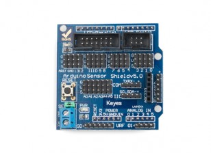 Kingduino Sensor Shield V5.0 Датчик платы расширения