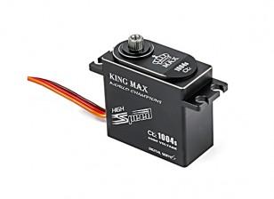 King Max CLS1004s High Torque / BB / DS / MG Servo ж / Случай сплава 10кг / 0.04sec / 71G