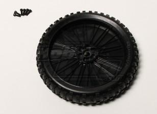 QRF400 переднего колеса