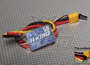 H-KING 50A Fixed Wing Бесщеточный контроллер скорости