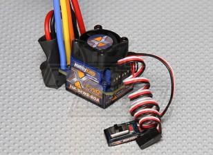 HobbyKing® ™ 60A Sensored / Sensorless автомобилей ESC (1: 10/1: 12)