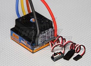 HobbyKing® ™ 80A Sensored / Sensorless автомобилей ESC (1: 8/1: 5)