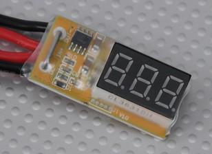In-Line Voltage и ваттметра