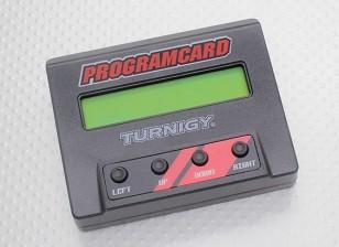 Turnigy 160A 1: 8 Шкала Sensorless ESC Программирование Box